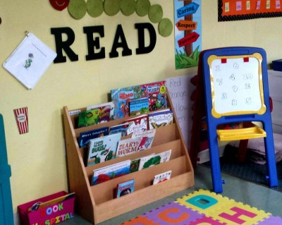 At the Learning Tree we love to read!