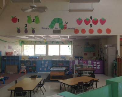 One of our CWELC classrooms!