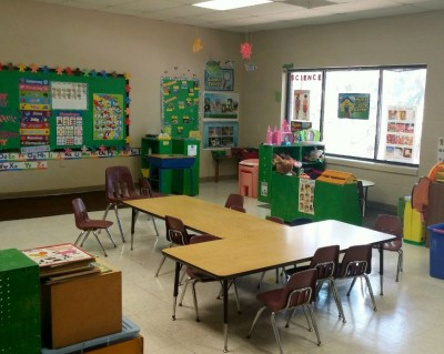 Our Three's Classroom